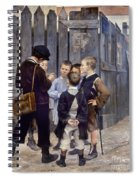 Bashkirtsev: Meeting, 1884 Spiral Notebook