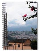Basilica Del Voto Nacional Spiral Notebook