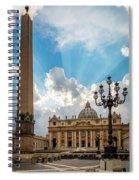 Basilica Papale Di San Pietro Spiral Notebook
