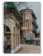 Basin Park And Flatiron Flats Spiral Notebook