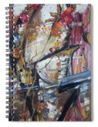 Basket-boll Dreams Spiral Notebook