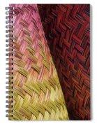 Baskets Of Provence Spiral Notebook