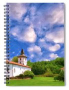 Basque Country Spiral Notebook