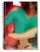 Bass Man Spiral Notebook