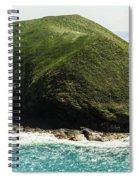 Bass Strait Island Wilderness Spiral Notebook