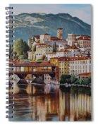 Bassano Del Grappa Spiral Notebook