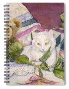 Bassinet Buddies Spiral Notebook