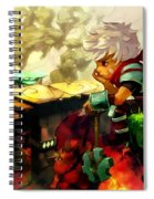 Bastion Spiral Notebook