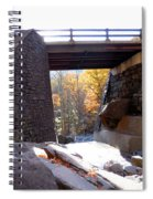 Bastion Falls Bridge 2 Spiral Notebook