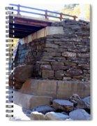 Bastion Falls Bridge 3 Spiral Notebook