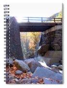Bastion Falls Bridge 5 Spiral Notebook