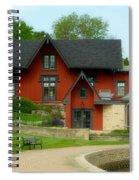 Batavia Depot Spiral Notebook