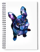 Batdog Spiral Notebook
