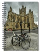 Bath Abbey 2.0 Spiral Notebook