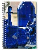 Bath Glass Spiral Notebook