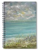 Bathed In Sweetness Spiral Notebook