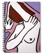 Bather Spiral Notebook