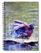 Bathing Beauty Spiral Notebook
