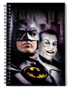 Batman 1989 Spiral Notebook