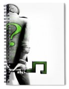Batman Arkham City Spiral Notebook
