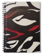 Bats And Eyes Spiral Notebook