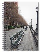 Battery Park Spiral Notebook