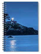 Battery Point Lighthouse Spiral Notebook
