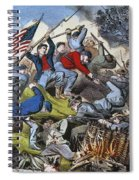 Battle Of Chattanooga 1863 Spiral Notebook
