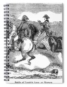 Battle Of Lundys Lane Spiral Notebook