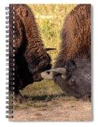 Battle Practise Spiral Notebook