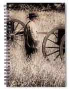 Battle Ready - Gettysburg Spiral Notebook