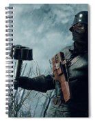 Battlefield 1 Spiral Notebook