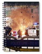 Battlefield Hardline Spiral Notebook