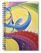 Baubles N Bows Spiral Notebook