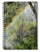 Beauty In The Rainforest Spiral Notebook