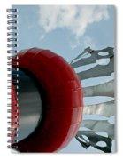 Bavarian Belle Stack Spiral Notebook