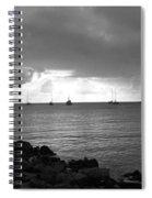 Bay Spiral Notebook