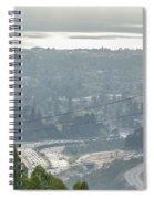 Bay Area Traffic Spiral Notebook