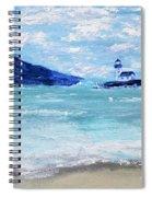 Bay Harbor Spiral Notebook