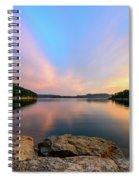 Bay Light Spiral Notebook