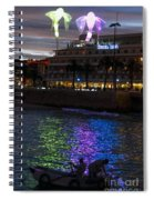 Bay Of Cascais, Portugal Spiral Notebook
