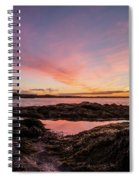 Bay Of Fundy Spiral Notebook