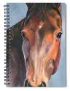 Thoroughbred Royalty Spiral Notebook
