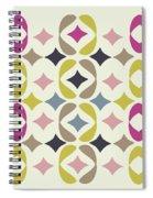Baya Cirque Spiral Notebook