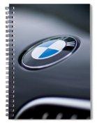 Bayerische Motoren Werke Spiral Notebook