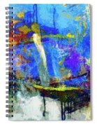 Bayou Teche Spiral Notebook