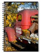 Bayshore Orchards Spiral Notebook