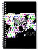 Bb Bear Spiral Notebook
