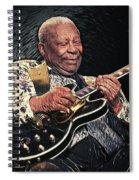 Bb King Spiral Notebook