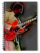 Bb King Spiral Notebook